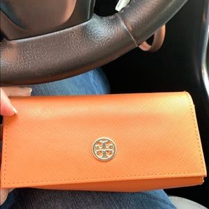 Tory Burch sunglasses case only